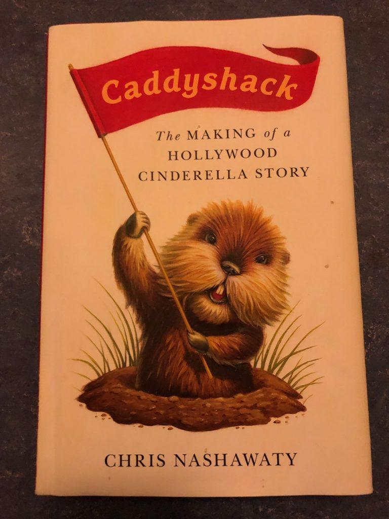 Caddyshack Book